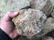 Garnet Andradite (demantoid) Rough - 1 pound