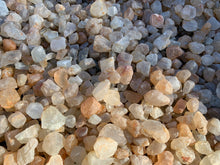 Topaz Rough Natural Tumble - 1/2 pound