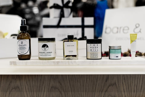 Thank you to all our partner brands in the Bare & Wilde Summer Collection gift box