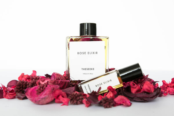 Rose and Calendula Botanical Beauty Oil