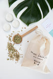 Minty Matcha Mix Bath Salts