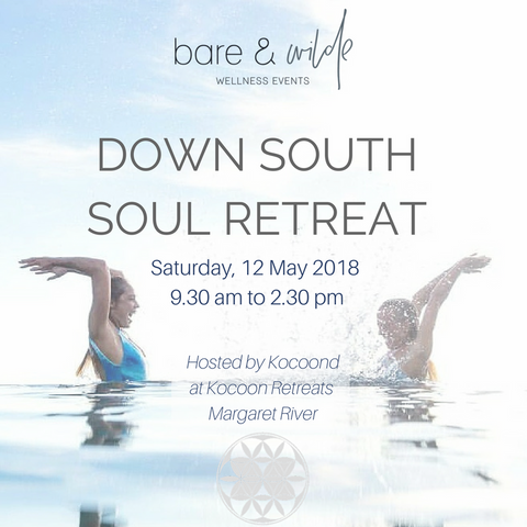Down South Soul Retreat - Saturday 12 May 2018 (9.30 am to 2.30 pm)