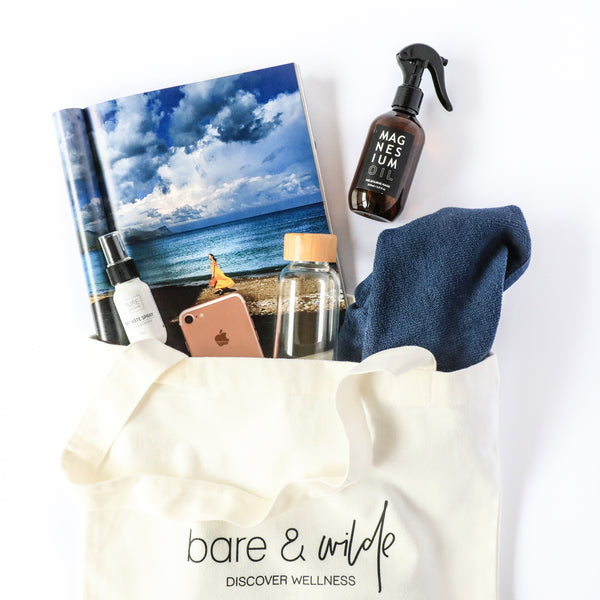 Spring Collection (Bare & Wilde Tote Bag included)