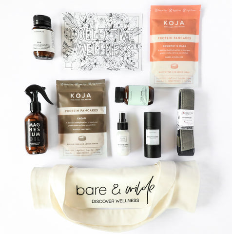 Annual Wellness Subscription - $300 per year / $75 per seasonal box (includes shipping)