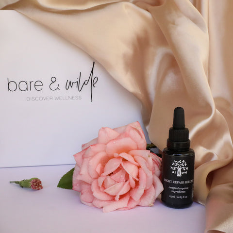 Organic Night Repair Serum