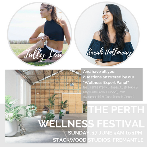 The Perth Wellness Festival - Sunday 17 June 2018