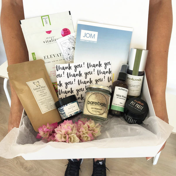 Order Your Winter - Find Your Balance - Wellness Box
