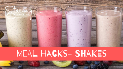 Meal Replacement Hacks- Shakes