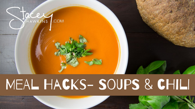Optavia Fueling Hacks- Soups and Chilis