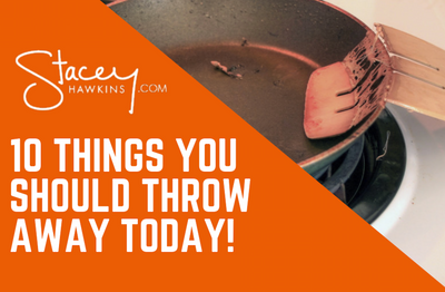10 Things You Should Throw Out From the Kitchen- Immediately
