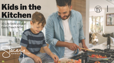 10 Cooking Skills Your Kids Need to Know
