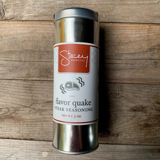 Flavor Quake Steak Seasoning
