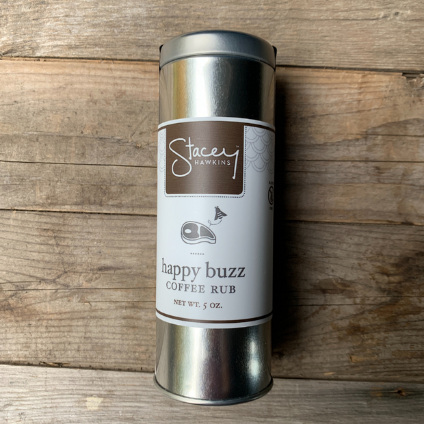 Happy Buzz Coffee Rub - NEW!