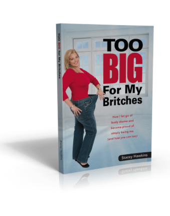 Stacey's Breakthrough Autobiography- Too Big For My Britches