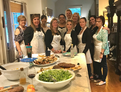 Say Goodbye to Summer Cooking Class