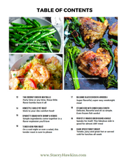 Lean and Green, Low Carb Pressure Cooker Recipes Cookbook (Downloadable)