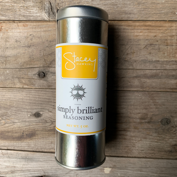 Simply Brilliant Garlic & Lemon Pepper Seasoning