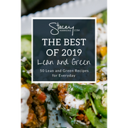 SALE- Lean and Green Best of 2019 Recipe Inserts
