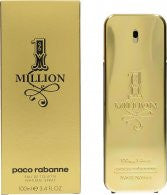 1 Million Paco Rabanne Eau De Toilette 50ml