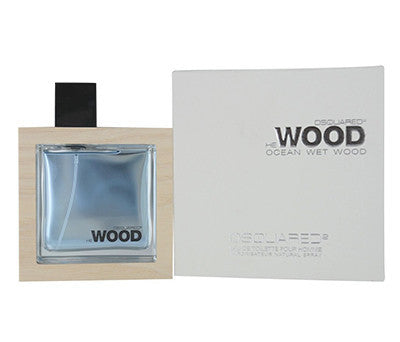 DSquared2 He Wood Ocean Wet Wood EdT - 100ml
