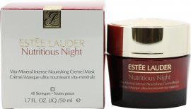 Estee Lauder Nutritious Night Vita-Mineral Intense Nourishing Creme - 50ml