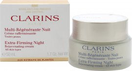 Clarins Extra Firming Night Rejuvenating Cream - 50ml