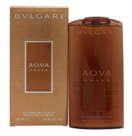 Bvlgari Aqva Amara Shower Gel - 200ml