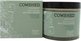 Cowshed Spearmint Exfoliating Sea Salt Skrub 350ml