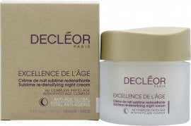 Decleor Excellence de l'Age Sublime Redensifying - 50ml