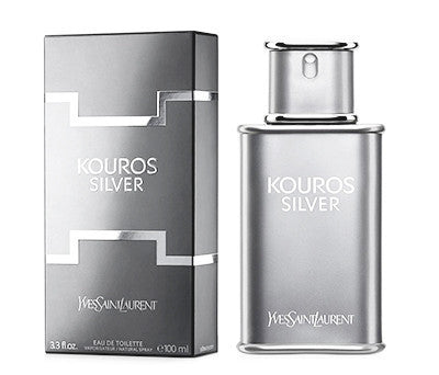 Yves Saint Laurent Kouros Silver EdT - 100ml