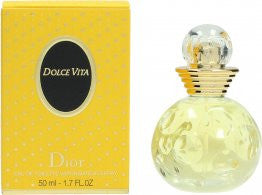 Christian Dior Dolce Vita Eau de Toilette 50ml Spray