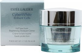Estee Lauder CyberWhite Brilliant Cells Brightening Moisture Creme - 50ml