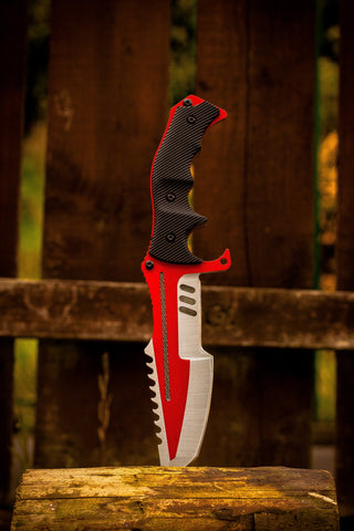 CSGO Huntsman Knife - Autotronic - cs:go knives in real life, irl, uk