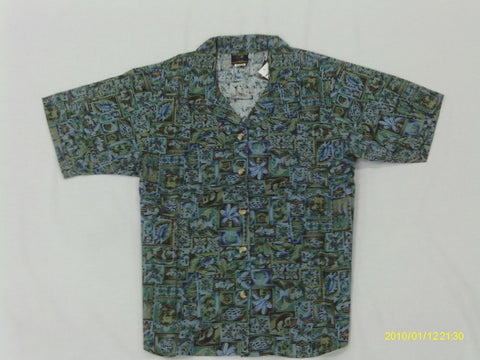 Men's Beach Comber Hawaiian shirt