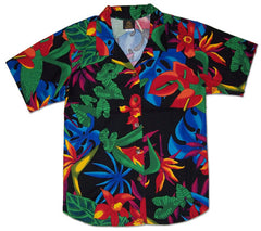 Women's Flora Tropicana Hawaiian shirt