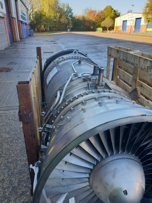 RB199 Rolls-Royce Tornado Jet Engine