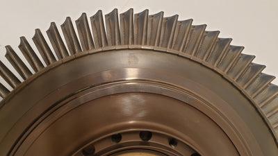 1st Turbine Disc, T1 2-121-090-91
