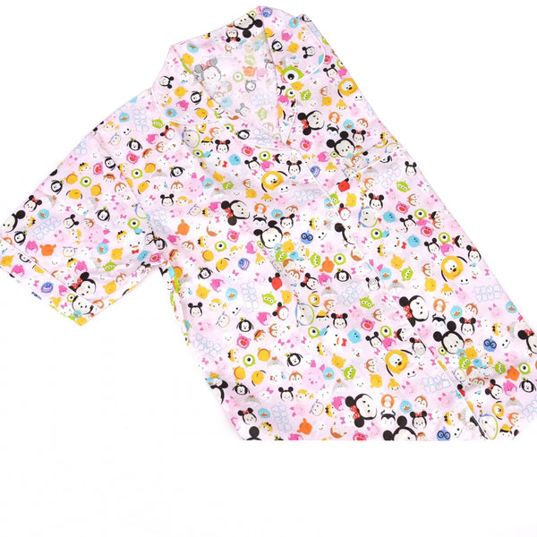 Tsum Friends Pink Sleepdress