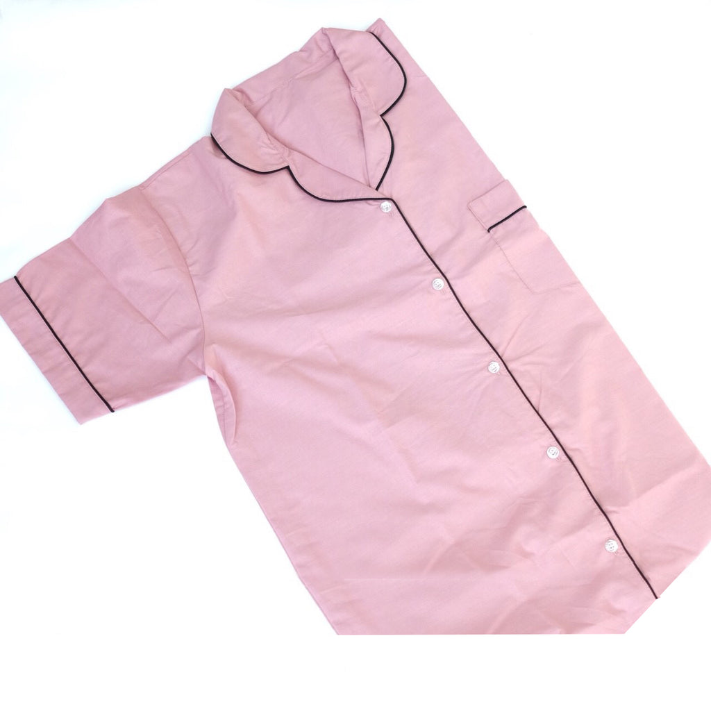 Plain Pink Sleepdress