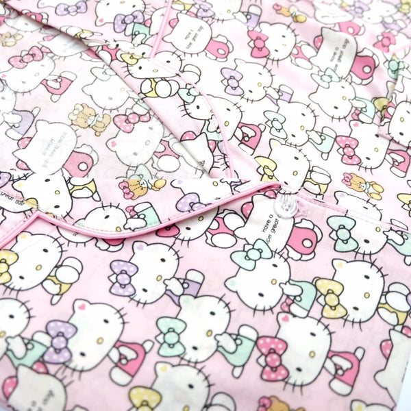 Hello Kitty Pink Long Pants Set
