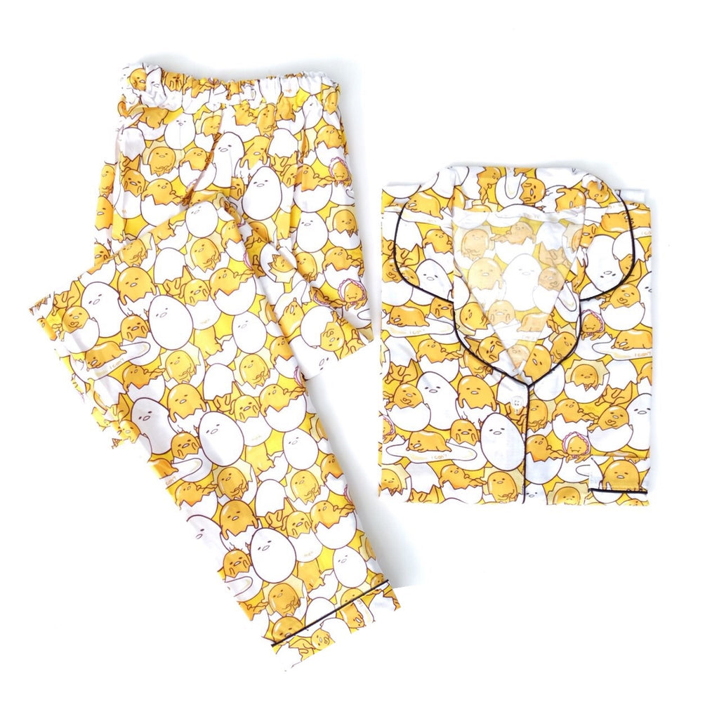 Gudetama Long Pants Set