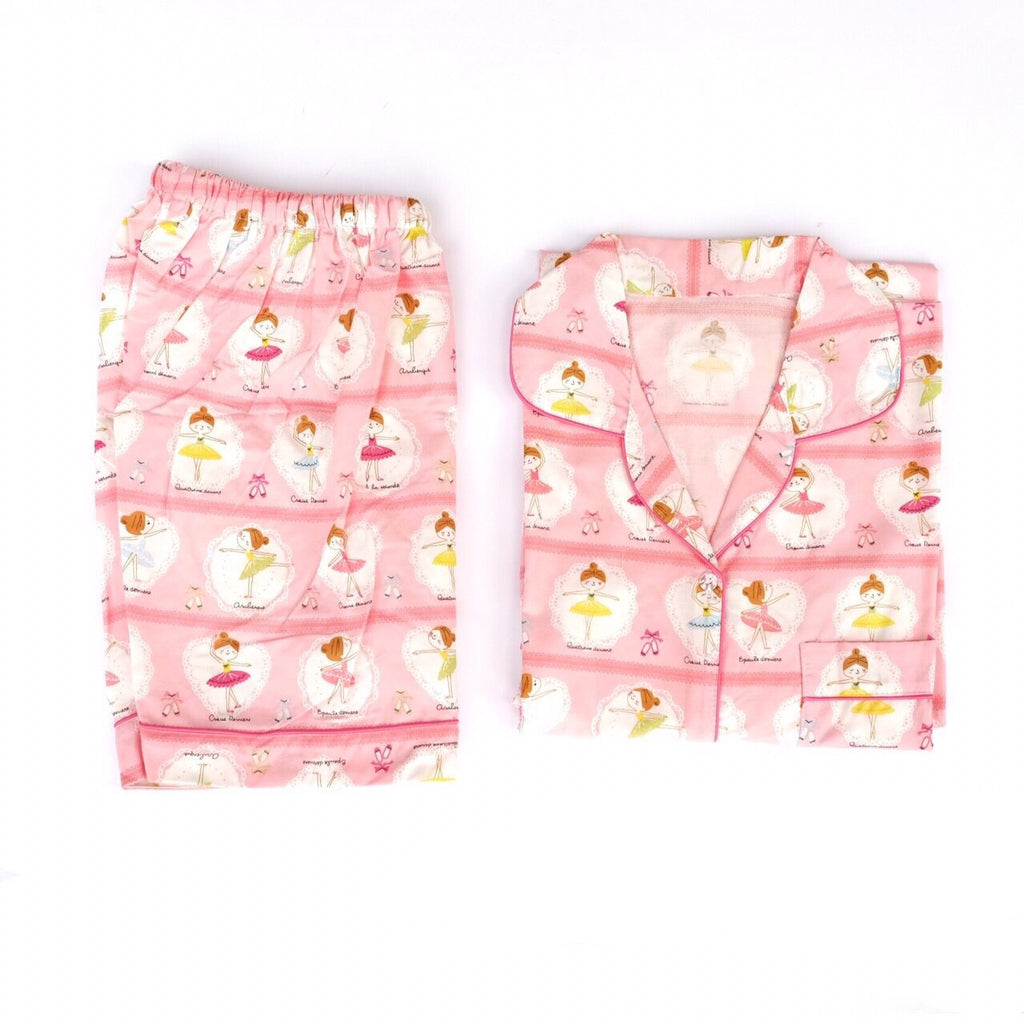 Ballerina Short Pants Set