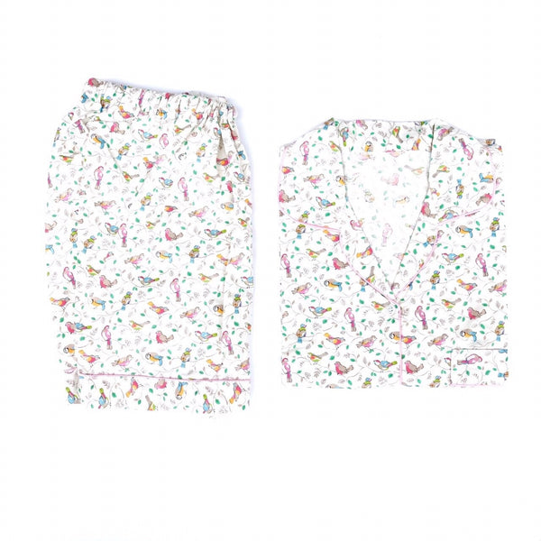 Lovebirds Short Pants Set