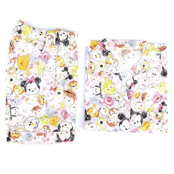 Tsum Mini Short Pants Set