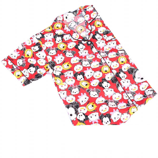 TsumTsum Red Sleepdress