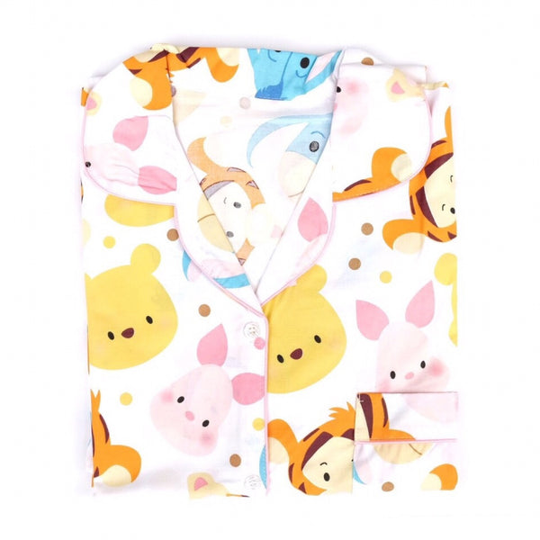 Pooh Long Pants Set