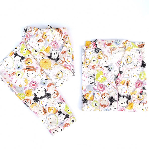 Tsum Mini Long Pants Set