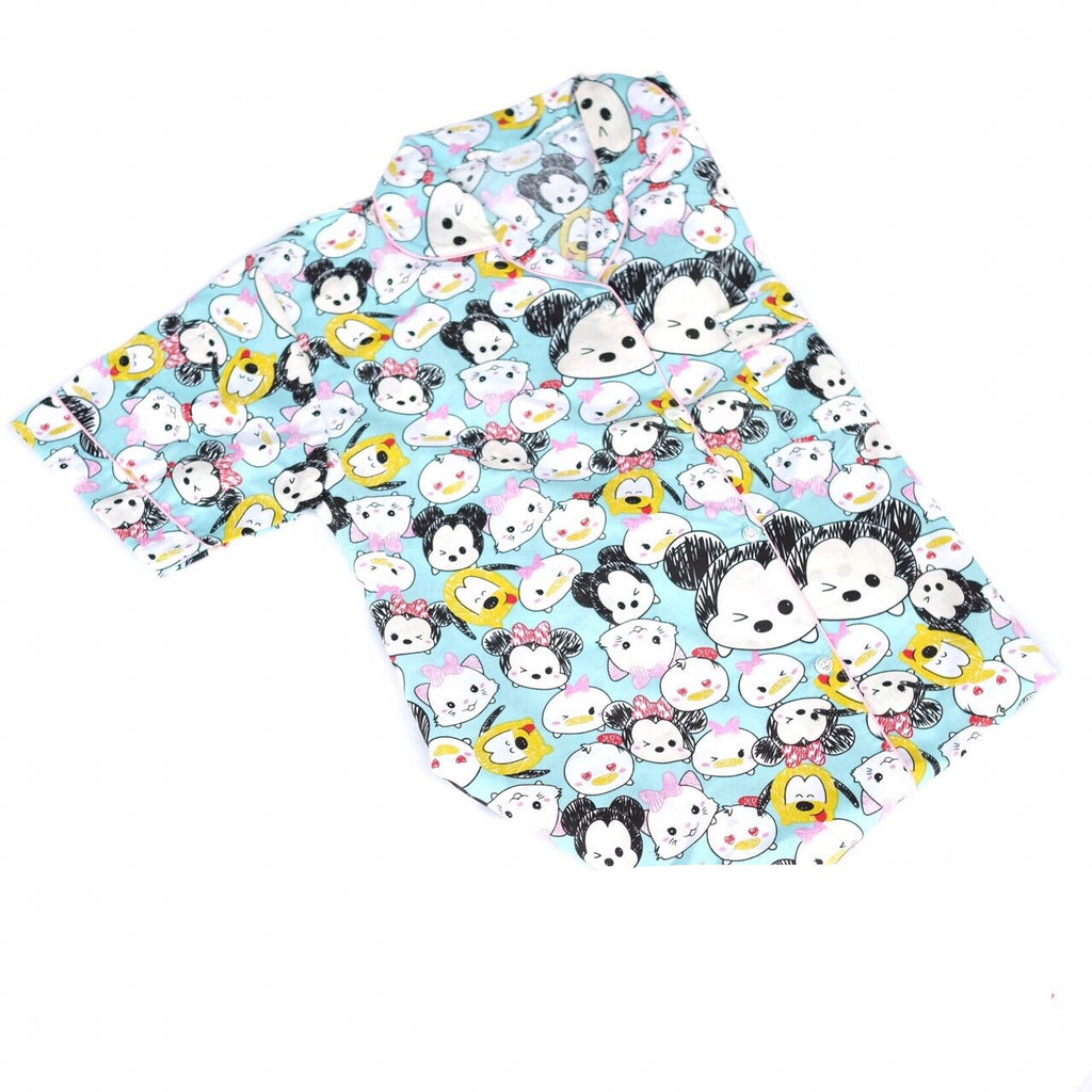 TsumTsum Mint Sleepdress