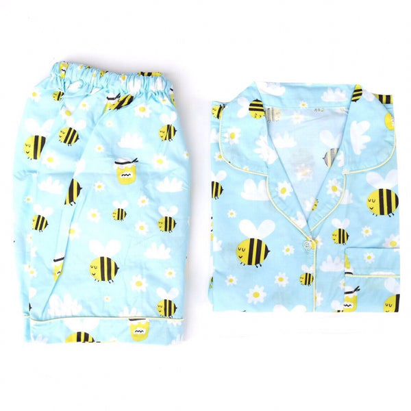 Honeybee Short Pants Set