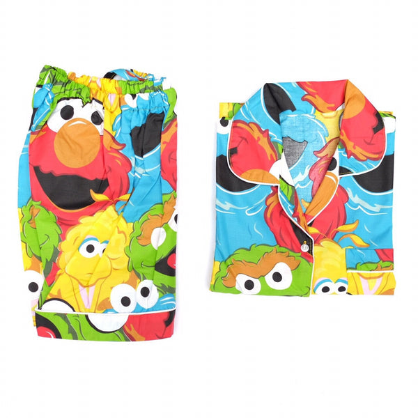 Elmo Short Pants Set